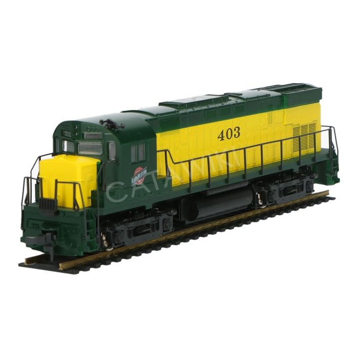 Atlas H0 - 8033 - Diesellocomotief - Alco C-425 - Chicago & North Western
