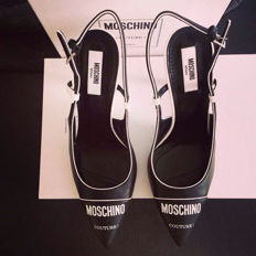 Moschino Couture – Court shoes