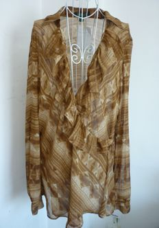 Ralph Lauren Silk New blouse tunic