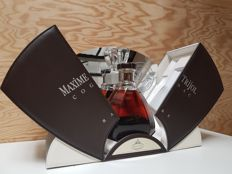 Maxime Trijol Rare Ancestral 80 years old decanter 154, crystal classic bottle, limited edition.