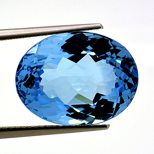 Swiss Blue Topaz – 16.49 ct