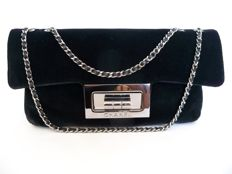 Chanel - 2.55 single-flap evening hand bag