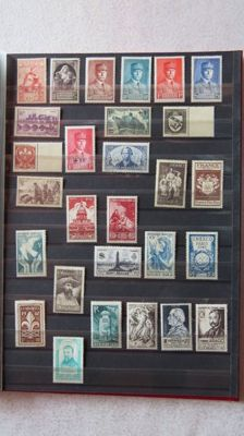 France 1862/1998 – Post, PA, Tax, Pre-cancelled, postal parcels and FM.