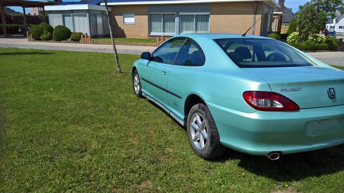 Peugeot 406 Coup 1999 Catawiki