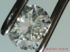 Diamond — 0.29 ct — H/VVS2 — GIA