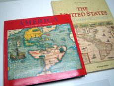 Reference works, USA; The United States in Old Maps and Prints - 1990