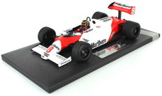 Minichamps - Scale 1/18 - McLaren Ford MP4/1C - Silverstone Test Oct 1983 - Stefan Bellof - Correct livery exclusive to RacingModels - Only 25pcs worldwide