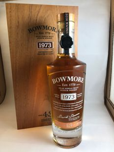 Bowmore 1973 - 43 years old - OB
