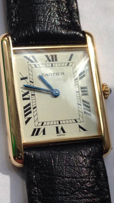 Cartier Louis Tank – wristwatch