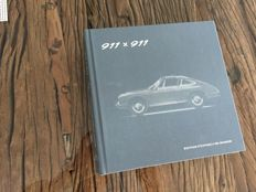Porsche book - 911 x 911 - Original Porsche Museum Edition – 50 years of 911
