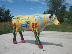 CowParade - 2002 - Large & Retired
