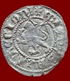Spain - Enrique II - Noven de Vellon, Toledo - 19mm/0.6g.