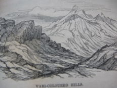 Andrew James Symington - Pen and pencil sketches of Faroe and Iceland - 1862