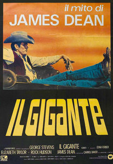 [Warner Bros] - James Dean: Il Gigante - 1956