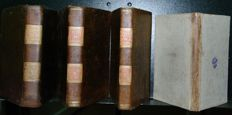 Manuscripts; Julien Danguy - Tractatus philosophicus d'après collèges de professeur Robert Huard - 3 volumes - 1828
