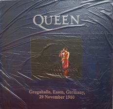 "Queen   : ""Grugahalle Essen  germany"""