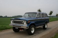 Jeep - Wagoneer  - 1976 excellent condition