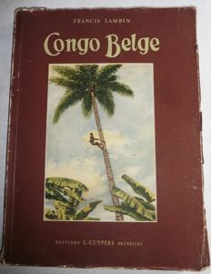 Congo Belge - Lot of 2 books - 1906/1948