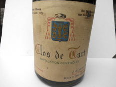 1962 Clos De Tart - J.Mommessin - 1 Bottle