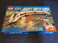 Lego City - 60051 - High Speed Passenger Train