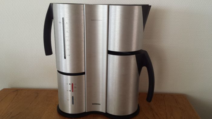 Ongebruikt Porsche design coffee maker and water kettle with extra thermos DD-39