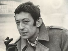 Jean d'Hugues - Serge Gainsbourg - L'anamour - 1968