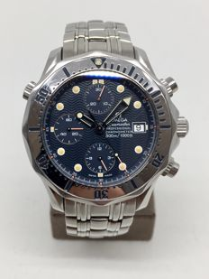 Omega - Omega Seamaster Proffesional 300M Chronograph - 2598.80.00 - Mænd - 2000-2010
