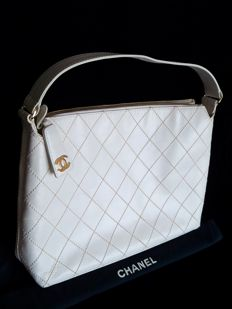 "Chanel - ""Wild Stitch"" Grand-Tote bag"