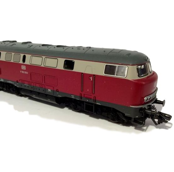 "Märklin H0 - 37741 - Diesel locomotive BR V160 004  ""Lollo"" of the DB (1734)"
