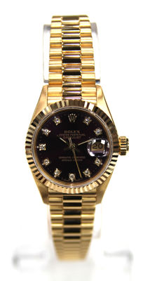 Rolex Datejust - Ladies - 1990