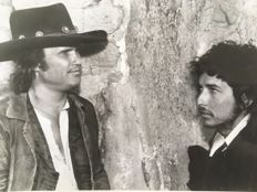 Michael Ochs (1943- ) - Bob Dylan - 'Pat Garrett and Billy the Kid' - 1973
