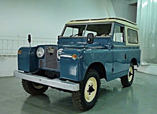 Land Rover - 88 series 2 A - 1969 - Catawiki