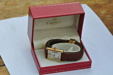 Cartier Must de Cartier Limited Edition -- women's wristwatch -- 90s