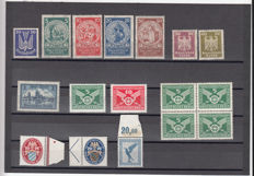 German Empire 1924-1931 – collection