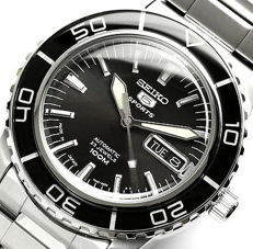 Seiko Automatic 23 jewels – Made in Japan – Men's Automatic Watch