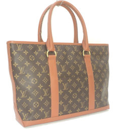 Louis Vuitton - Monogram Sac Weekend PM Shopping Tote Bag
