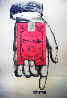 Michael Engelmann - Roth-Handle Naturrein - 1959
