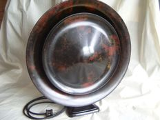 Authentic PHILIPS disc speaker type 2007 (Pancake) from 1929, working