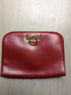 Salvatore Ferragamo handbag/clutch