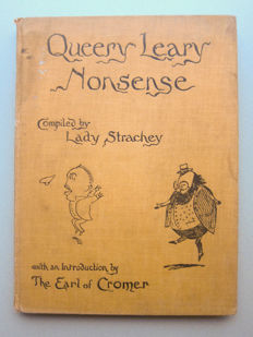 Edward Lear - Queery Leary Nonsense - 1911