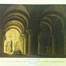 Five etching - Alessandro Sanquirico (1777 -1849 ) - from 1812 to 1819