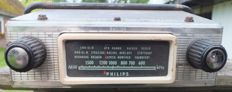 Philips - ND 344 V klassisches Autoradio - 1954