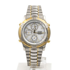 Citizen - Eco Drive Solar - 710073 - Men's watch - Period: 1990-1999.
