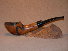 "Hand crafted pipe ""Anton Manger"""