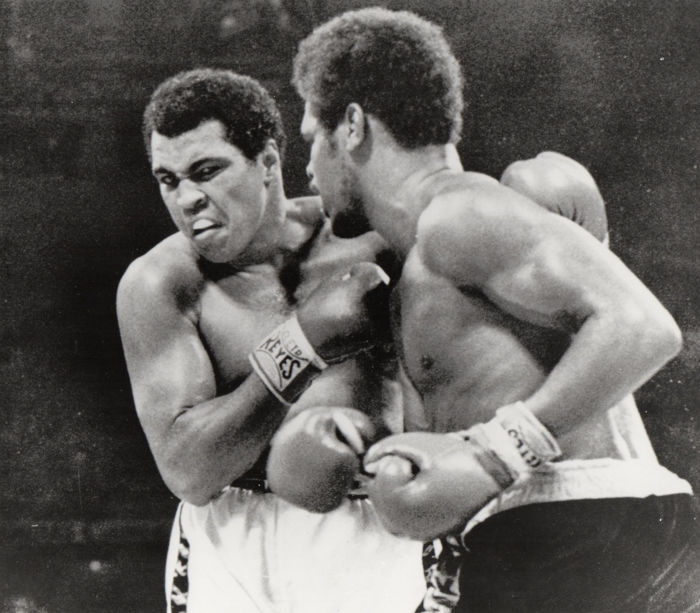 Unknown/Associated Press - Muhammad Ali vs Leon Spinks - New Orleans - 1978