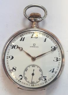 Omega pocket watch - Switzerland 1905s