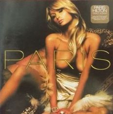 Banksy X Danger Mouse - Paris Hilton CD
