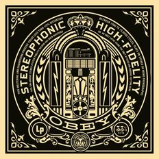 Shepard Fairey (OBEY)  - Jukebox Album