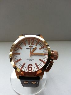 TW Steel - CEO Canteen - CE1017 - Unisex - 2000-2010