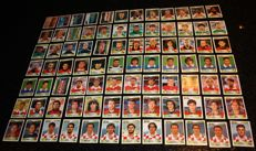 Panini - UEFA Euro 96 England - 84 original stickers - Black backs
